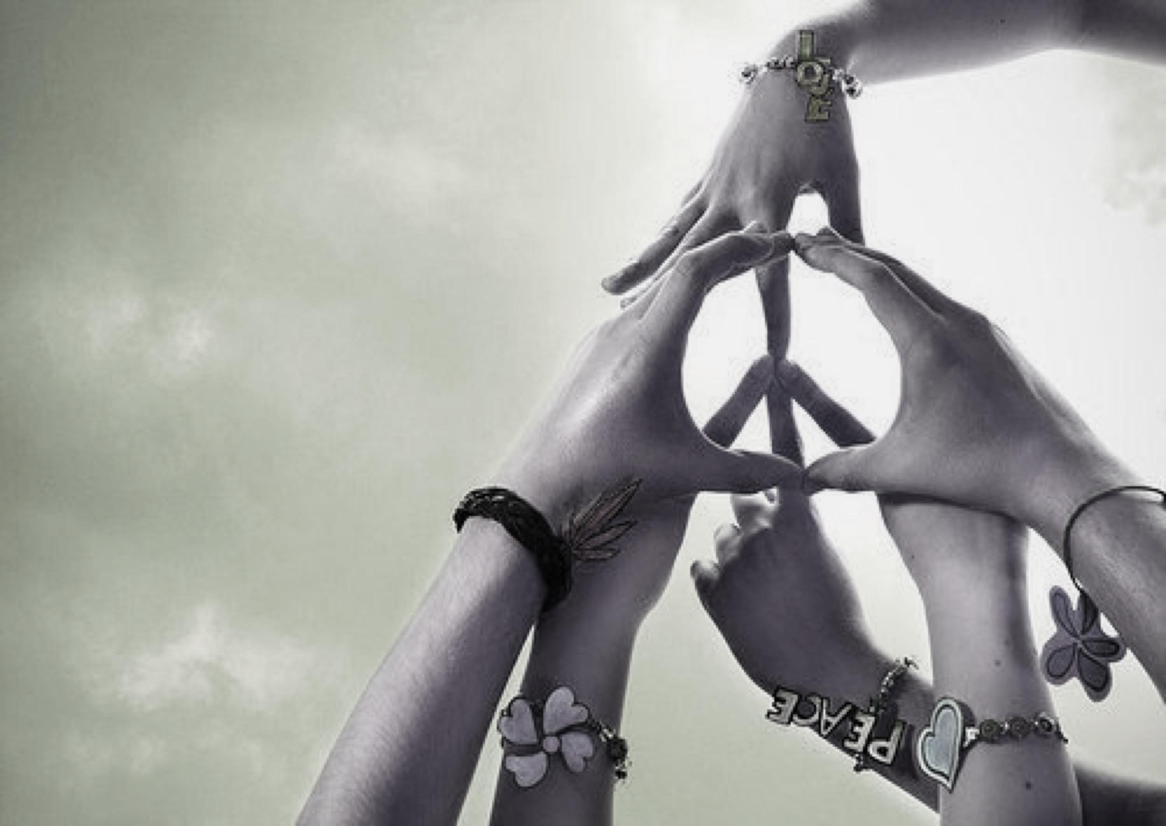 Kendisiyle Barışık Olmaktan Toplumsal Barışa