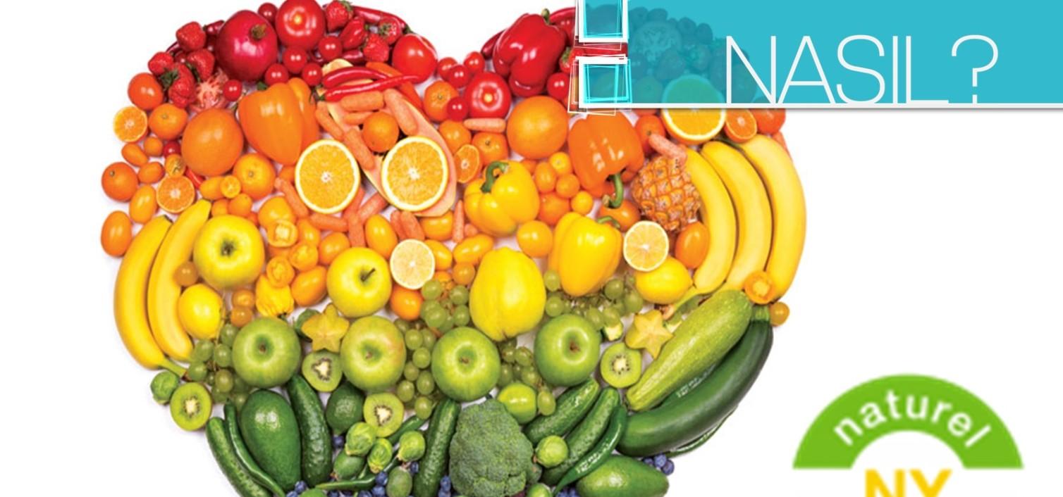 Çınar'da Beslenme Nasıl?